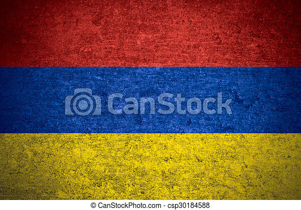 Armenia flag - csp30184588