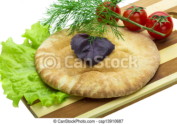 Armenian bread - csp13910687
