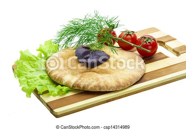 Armenian bread - csp14314989