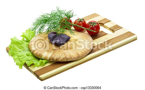 Armenian bread - csp13330064