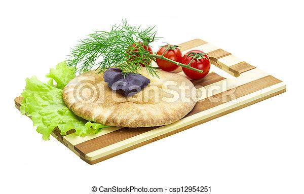 Armenian bread - csp12954251