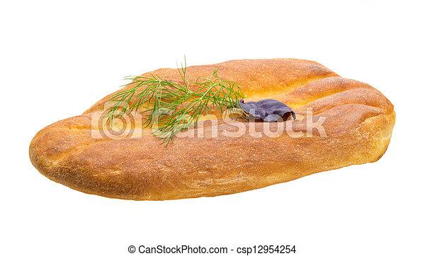 Armenian bread - csp12954254