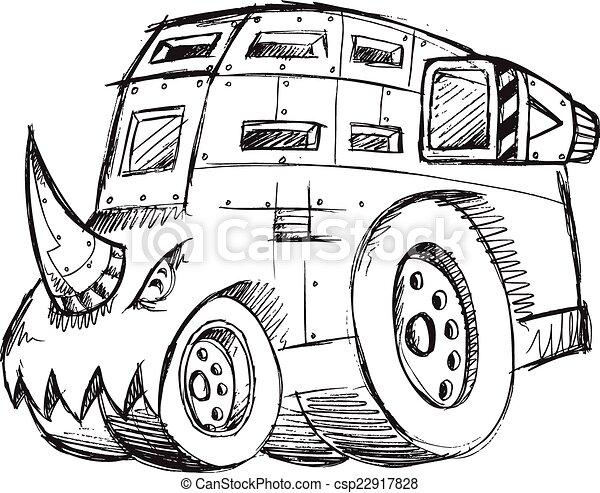 Armored Car Money