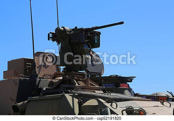 Armoured vehicle gun turret - csp52191820