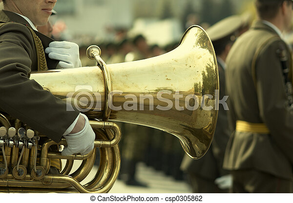 army brass band - csp0305862