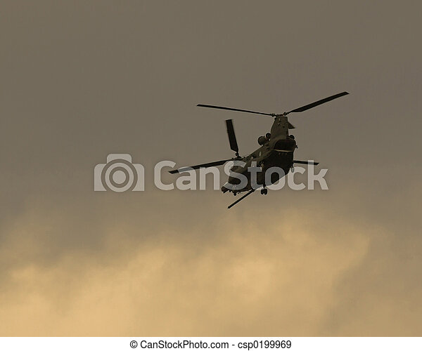 Army Helicopter - csp0199969