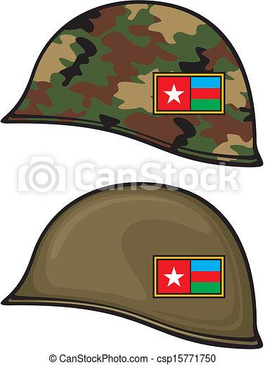 army helmet (military helmet) - csp15771750