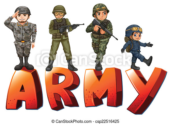 Army - csp22516425