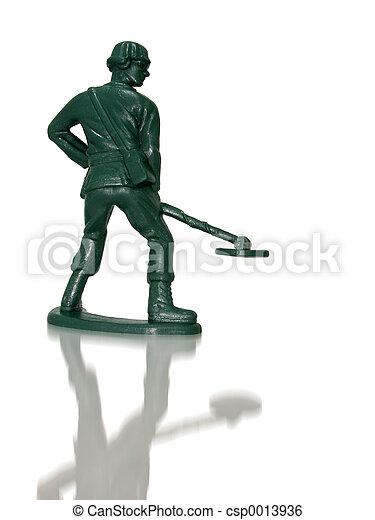Army Man - csp0013936