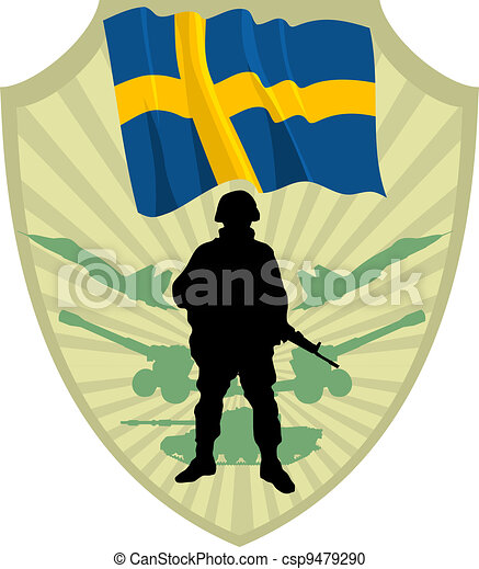 Army of Sweden - csp9479290