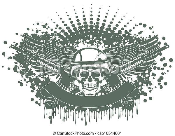 Army symbol - csp10544601