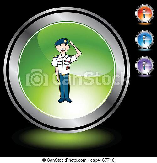 Army Uniform - csp4167716