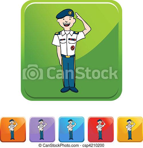 Army Uniform - csp4210200