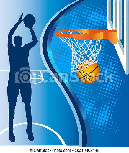 aro, basquetebol - csp10362448