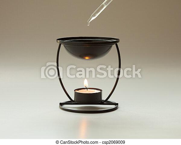 Aromatherapy burner - csp2069009