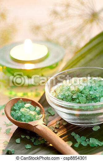 Aromatherapy concept  - csp8854301