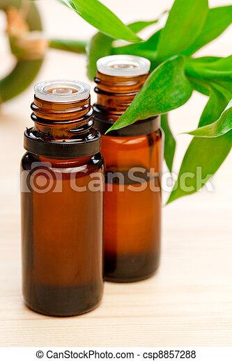 Aromatherapy concept - csp8857288