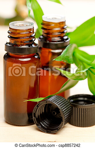 Aromatherapy concept - csp8857242