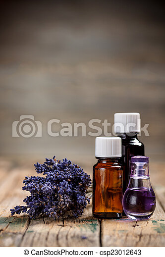 aromatherapy olie - csp23012643