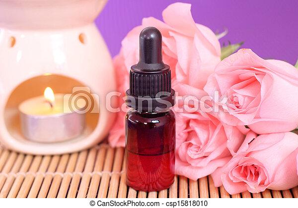 Aromatherapy - csp15818010