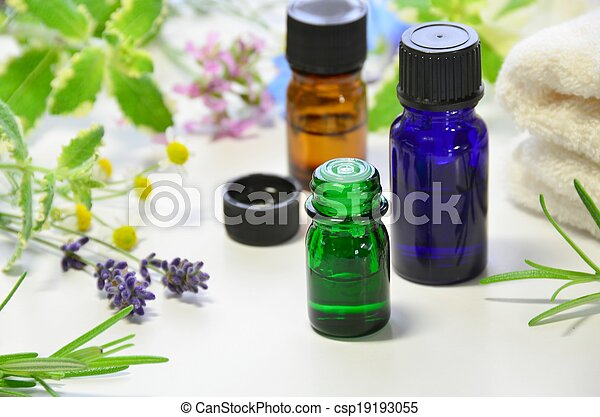 aromatherapy  - csp19193055