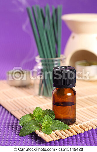 Aromatherapy - csp15149428