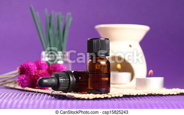 Aromatherapy - csp15825243