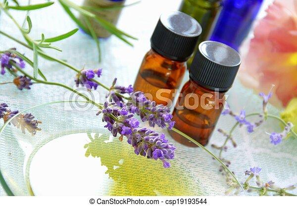 aromatherapy - csp19193544