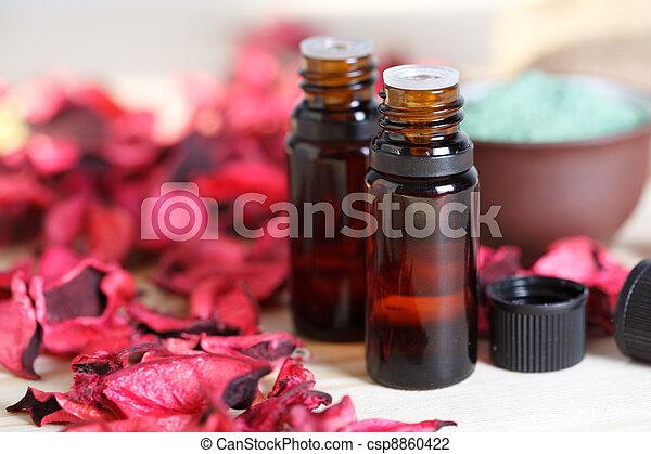 Aromatherapy - csp8860422