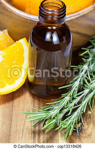 aromatherapy - csp13318426
