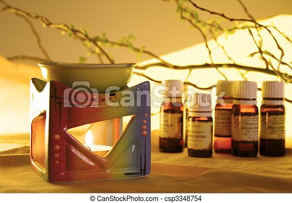 aromatherapy - csp3348754