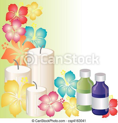 Aromatherapy  - csp4163041
