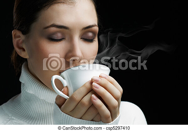 aromatic coffee - csp5297410