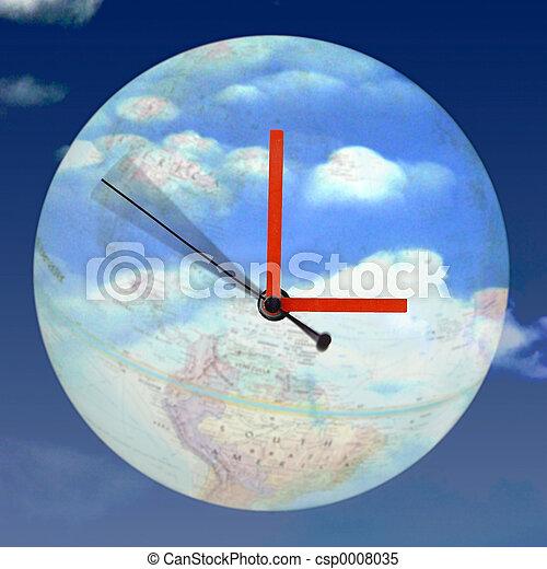 Around the clock - csp0008035