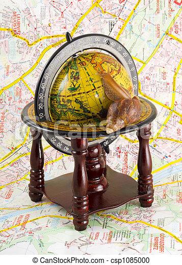 Around the World - csp1085000