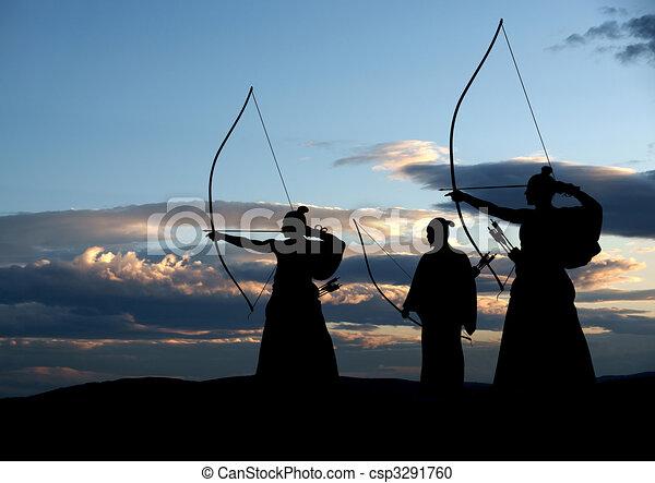 arqueros - csp3291760