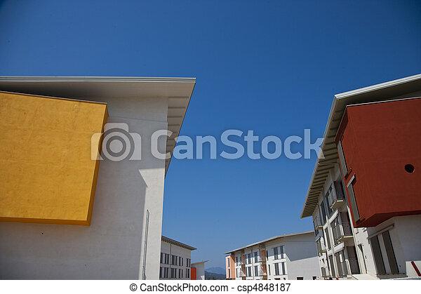 arquitetura moderna - csp4848187