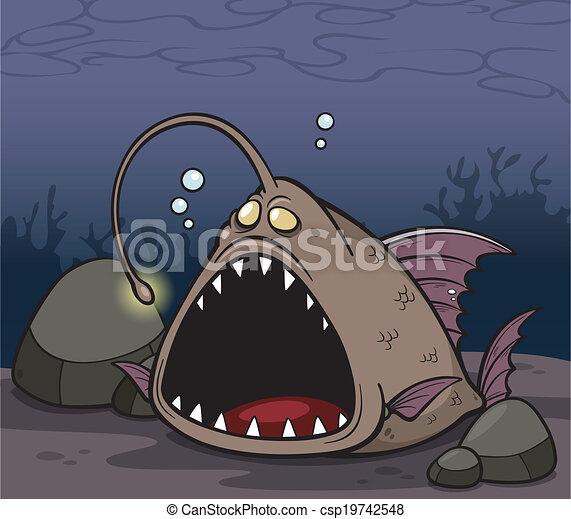 arrabbiato, fish - csp19742548