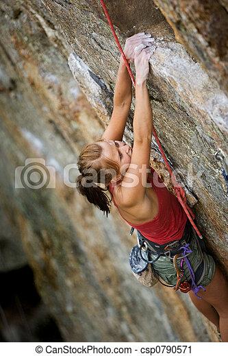 arrampicatore, femmina - csp0790571