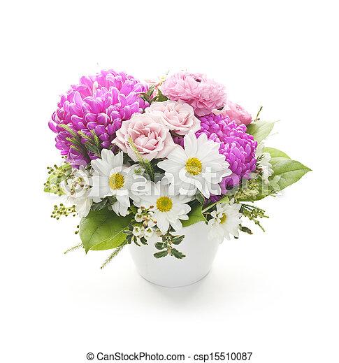 arrangement fleur - csp15510087