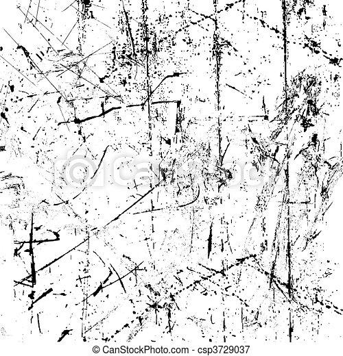 arranhado, textura - csp3729037