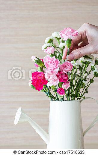arranjo flor - csp17518633