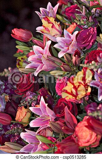 arranjo flor - csp0513285