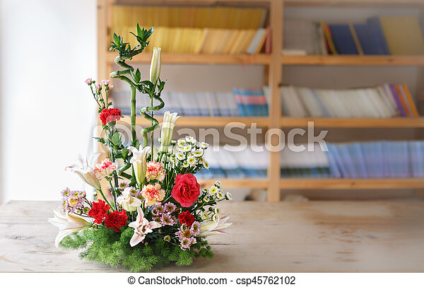 arranjo flor - csp45762102