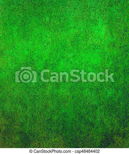arrière-plan vert - csp48484402