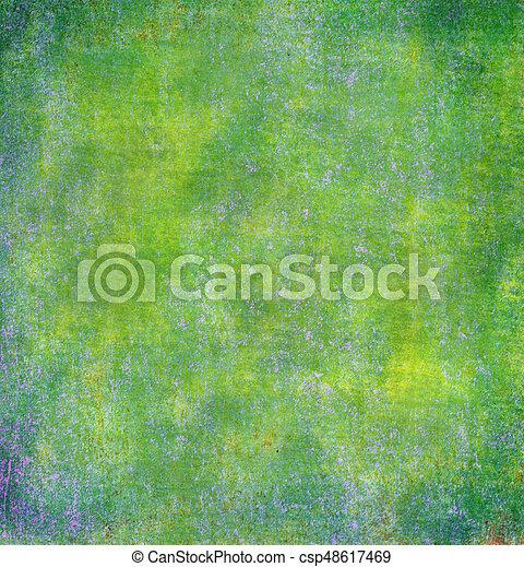 arrière-plan vert - csp48617469