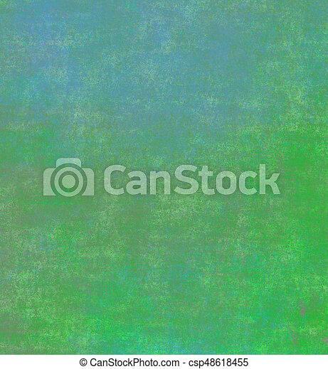 arrière-plan vert - csp48618455