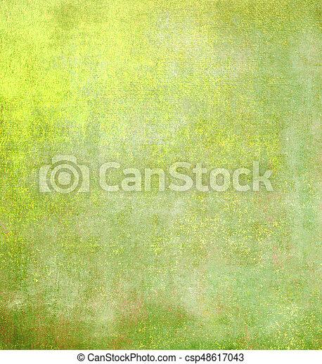 arrière-plan vert - csp48617043
