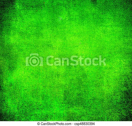 arrière-plan vert - csp48830394