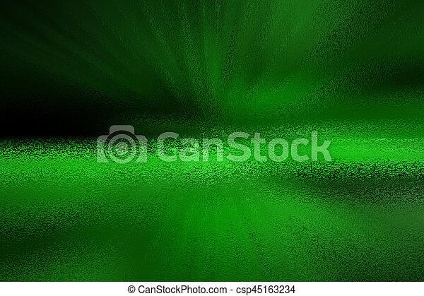 arrière-plan vert - csp45163234